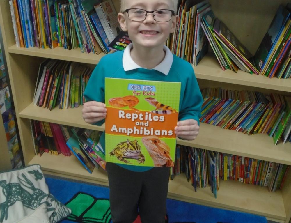 'Regular Reader' Winner